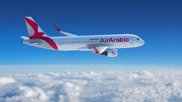 Air Arabia new brand design