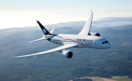 Hasta antes de la pandemia, Aeroméxico contaba con una flota operativa de 119 aviones Boeing 787 y 737, así como Embraer 170 y 190.