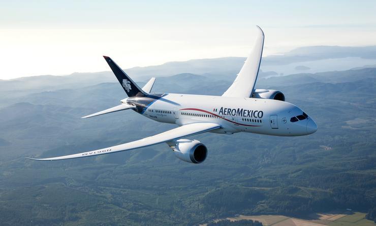 Hasta antes de la pandemia, Aeroméxico contaba con una flota operativa de 126 equipos Boeing 787 y 737, así como Embraer 170 y 190.