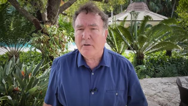 Royal Caribbean Group CEO Richard Fain.