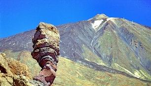 Mt. Teide on Tenerife
