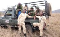 Big Life Foundation rhino unit