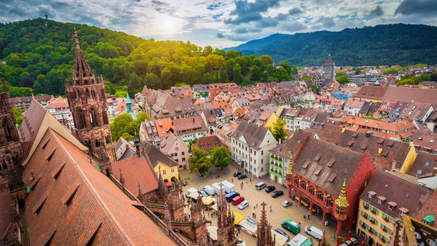 Freiburg, Germany, eco-city, sustainable