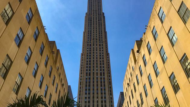 Rockefeller, NYC, New York, building