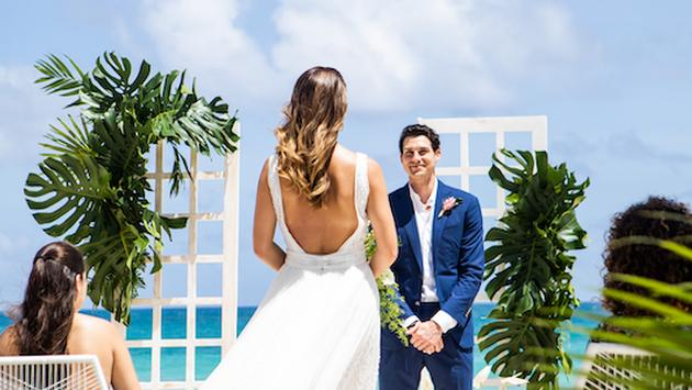 Wedding Inspiration - Tropical Paradise