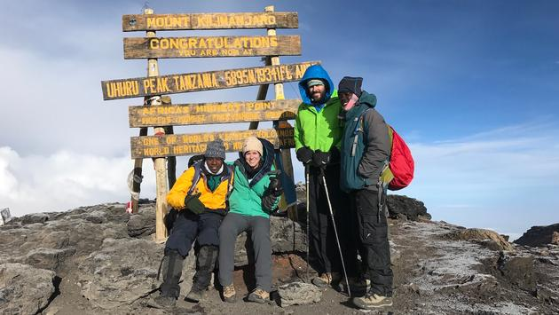 OneSeed Expeditions at Kilimanjaro