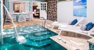 65% Off Rack Rate: Beachfront Honeymoon Butler Room w/ Private Pool Sanctuary