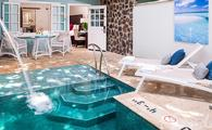 65% Off Rack Rate: Beachfront Honeymoon Butler Room w/ Private Pool Sanctuary