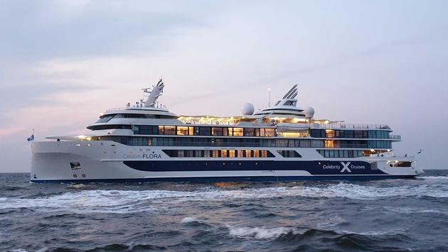 Celebrity, Cruises, Flora