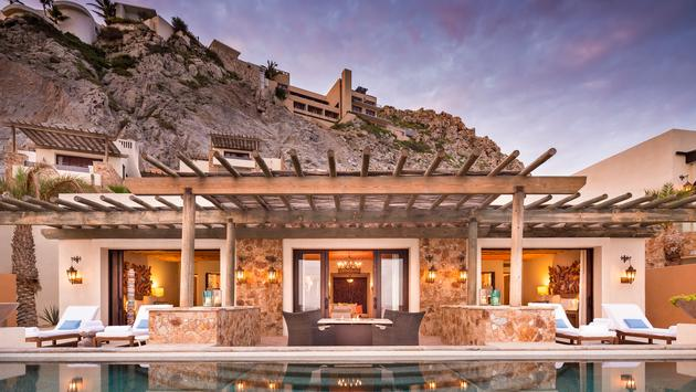 Waldorf Astoria Los Cabos Pedregal Beachfront Suite