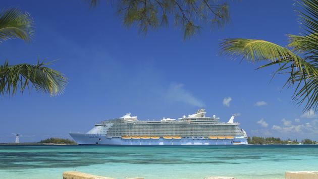 Allure of the Seas, cruise ship, bahamas