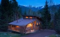 Guest accommodations at Triple Creek Ranch