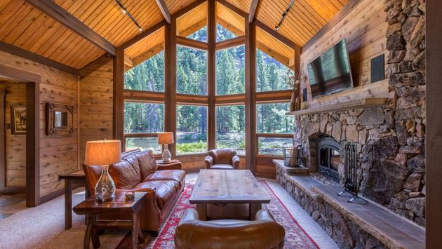 Triple Creek Ranch luxury ranch home