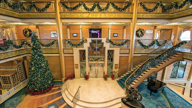 Disney Magic Merrytime Atrium