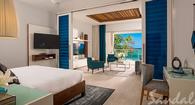 1 Free Night: Beachfront Millionaire One Bedroom Butler Suite w/ Outdoor Tranquility Soaking Tub