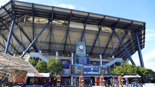 Arthur Ashe Stadium at USTA Billie Jean King National Tennis Center in Queens, New York