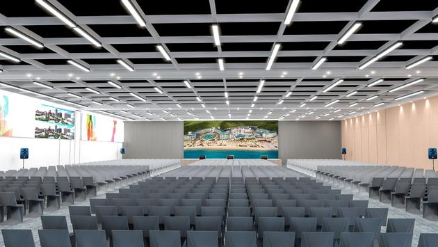 Rendering of the Haven Riviera Cancun Resort & Spa Convention Center