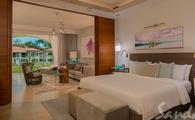 Now From $498: Royal Seaside Crystal Lagoon One Bedroom Oceanview Butler Suite w/ Balcony Tranquility Soaking Tub