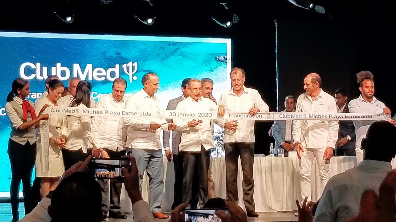 Club Med's Grand Opening Ushers in New Era for DR's Michès Region