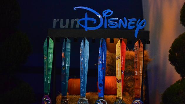 runDisney, medals