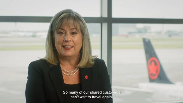 Lucie Guillemette, Air CanadaLucie Guillemette, Air Canada