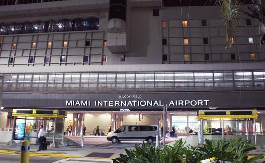 Miami, International, Airport