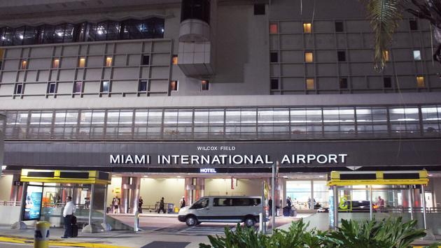 Miami, International, Airport