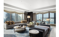 St. Regis Hong Kong, Presidential Suite, Living Room, Harbor View