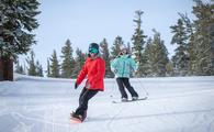 Skiing at Northstar Resort