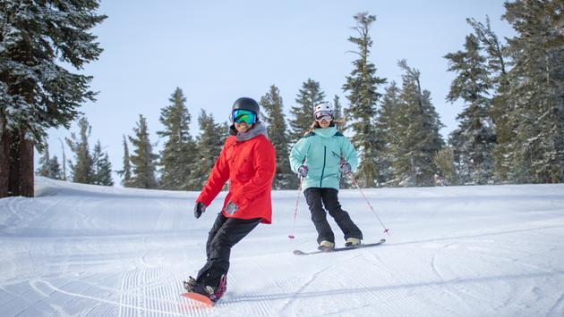 Skiing at Northstar Resort