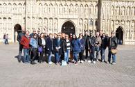 Photo de groupe Cathédrale d'Exeter - VisitBritain 2019
