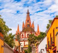 Condé Nast Traveler nombró a San Miguel de Allende como la Mejor Pequeña Ciudad en el Mundo 2020. Foto Conde Nast)