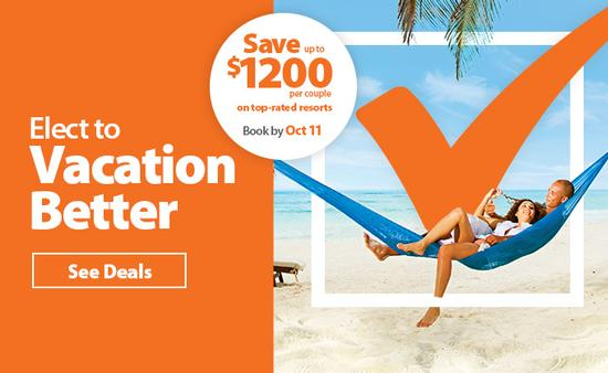 Sunwing Vacation Better