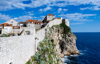The City Walls, Dubrovnik