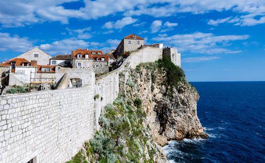The City Walls, Dubrovnik