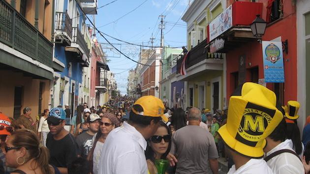 San Juan San Sebastian Festival, Puerto Rico