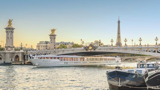 Croisière à Paris, CroisiEurope