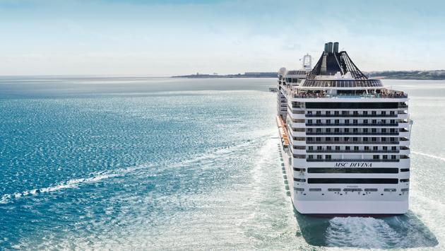 MSC, cruises, ships, Divina
