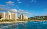 Waikiki Beach Marriott Resort and Spa Vacation Package from $1299*