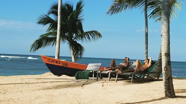 Club Med Miches Playa Esmeralda, Dominican Republic