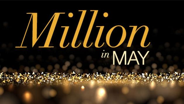 Million in May campaign