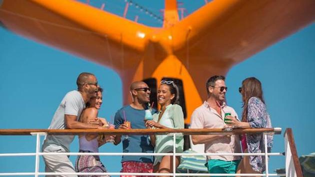 Bahamas Paradise Cruise Line launches its 'Micro-Deposits for Micro-Cations' promotion.