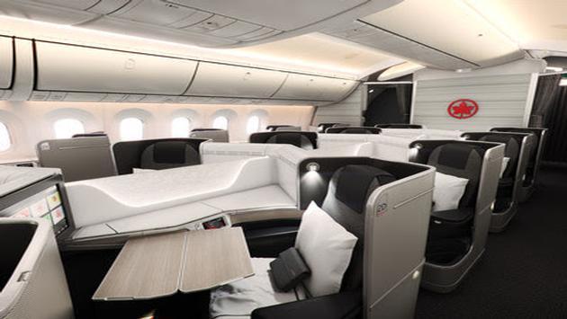 Air Canada Classe Affaires