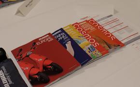 Globus brochures