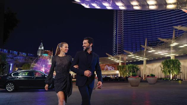 Celebrate the New Year in Las Vegas