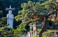 Korea, temple, buddhist