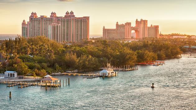Atlantis Paradise Island.