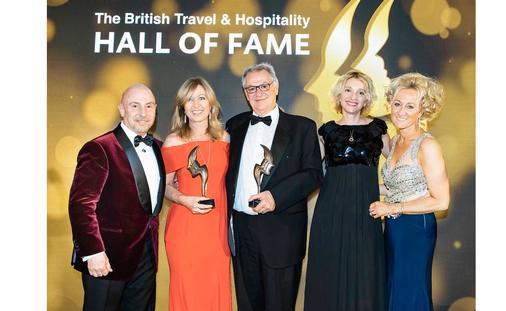 AmaWaterways at British Travel & Hospitality Hall of Fame