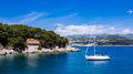 Elafiti Islands, Croatia