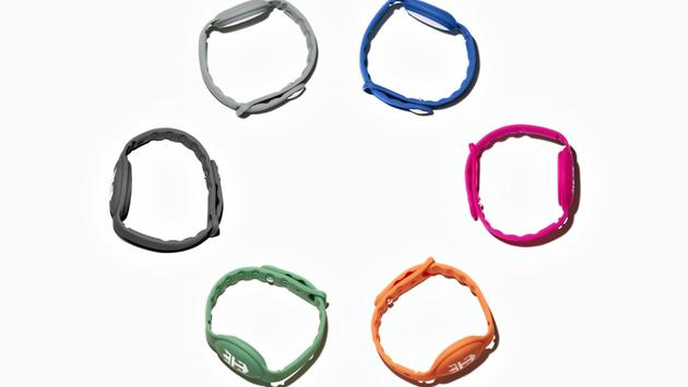 Tracelet contact tracing wearable bands.